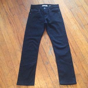 Levi jeans size 12 skinny signature Black